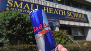 Birmingham school bans energy drinks
