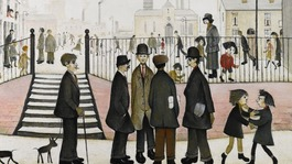 Lowry collection makes £15 million