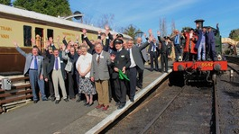 Steam railway on track for extension