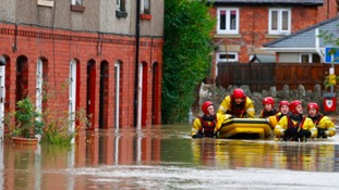 'Long-term options' suggested for St Asaph flood defences