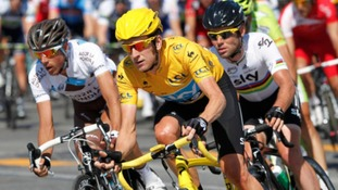 Sir Bradley Wiggins became the first Briton ever to win the Tour de France