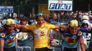 Greg LeMond in 1990