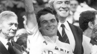 Bernard Hinault was the last Frenchman to win the Tour de France