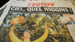 L'Equipe took over the Tour after L'Auto was scrapped