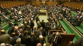 MPs vote in favour of Government's welfare cap