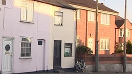 One of Britain's smallest houses up for sale