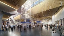 First look at new platforms at London Bridge station