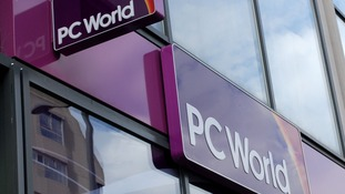 Richard Durkin returned the laptop to PC World in 1998, but was told he couldn't rescind his credit agreement.
