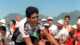 Miguel Indurain won five consecutive titles