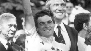 Bernard Hinault was the last Frenchman to win the Tour