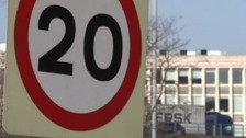 20mph zones are expected to be rolled out in Birmingham by March 2015