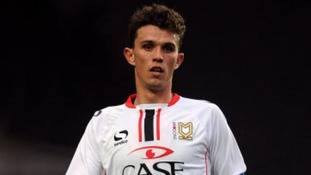 Tom Flanagan will spend the rest of the season at Stevenage.
