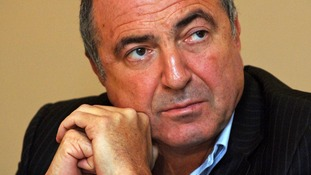 A psychiatrist says Boris Berezovsky believed enemies in Russia were trying to make him homeless.