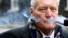 Tony Benn died at the age of 88.