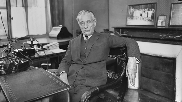Henri Desgrange, founder of the Tour de France