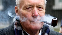 'Laughter and tears' at Tony Benn's funeral in Westminster