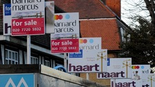 Buying your own home in the area where you currently live is beyond the reach of half the people in Britain.