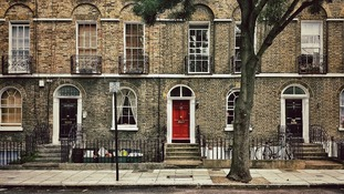Sixty percent of people living in Islington, north London have never been married.