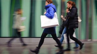 Britain is shopping like it's going out of fashion