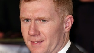 Paul Scholes arriving for the world premiere of The Class of 92 at the Odeon Leicester Square
