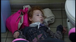 Families forced to change disabled on toilet floors