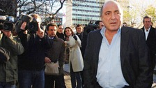 Boris Berezovsky was found dead at his home in March 2013.