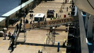 South's cruise ports threatened