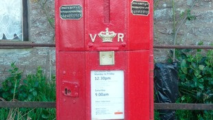 England's oldest postbox