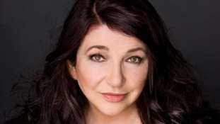 Singer Kate Bush