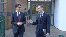 On the road with Miliband: Our day with the Labour Leader