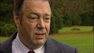 Co-star Roger Allam talks about his role as Inspector Fred Thursday