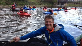 Gold medallist backs Taunton's water sports centre