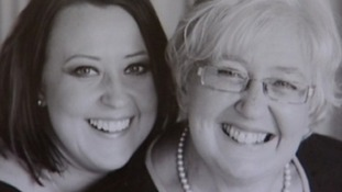 Tracey and Elaine Harrison