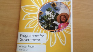 Programme for Government Report
