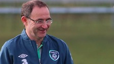 Martin O'Neill enjoyed a successful spell as a player for Nottingham Forest