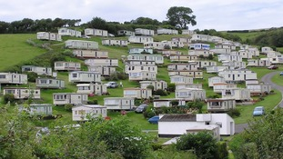 Static caravans will be subjected to 5% VAT under revised plans.