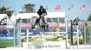 Warwickshire show-jumping star prepares for the Olympics