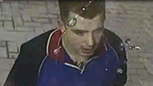 Kieran McManus, 26, was shot a number of times shortly after this CCTV image was taken.