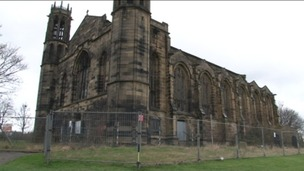 St Peters Church wakefield