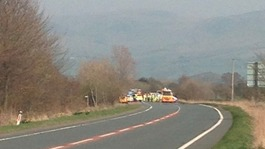 Tributes paid to A66 crash victims