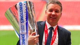 Manager Darren Ferguson