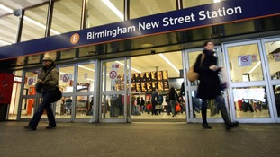 Midlands to benefit from £38bn rail spending programme