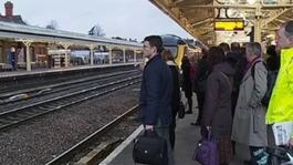 Network Rail announces £38 billion five year rail upgrade