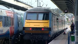 £2.2 billion Anglia rail investment