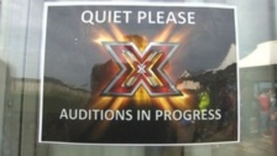 Hundreds flock to X Factor auditions