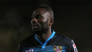 Stevenage will need a big performance from top scorer François Zoko.