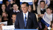Mitt Romney has secured the Republican presidential nomination.