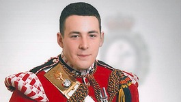 Amazing garden makeover for Lee Rigby's parents