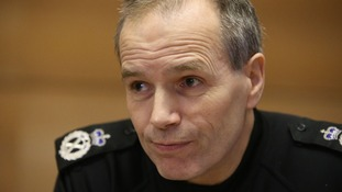 Chief Constable Sir Stephen House, Scotland Police