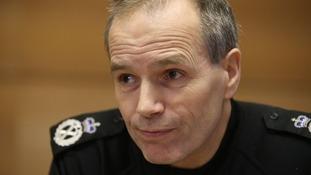Chief Constable Sir Stephen House, Scotland Police
